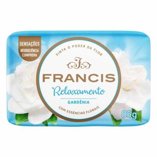 Sabonete-em-Barra-Relaxamento-Gardenia-Francis---85g-fikbella