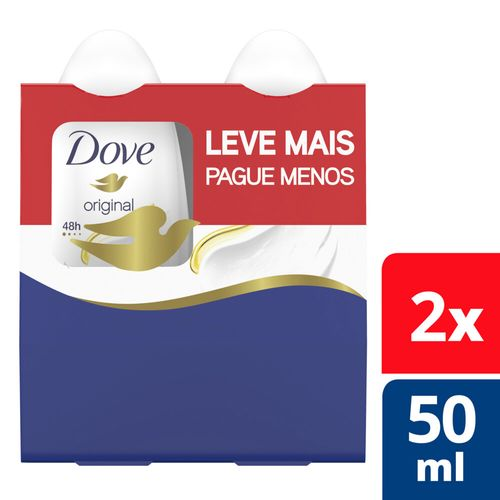 Kit Desodorante Rollon Dove