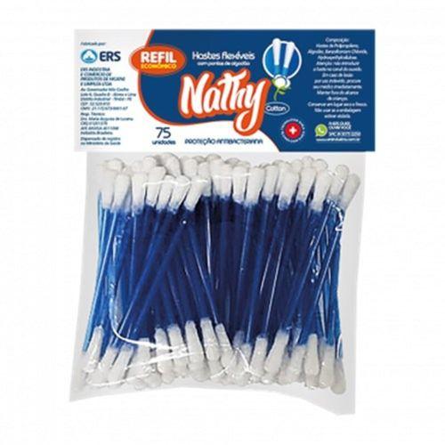 Hastes-Flexiveis-Refil-Nathy---75-unidades-fikbella