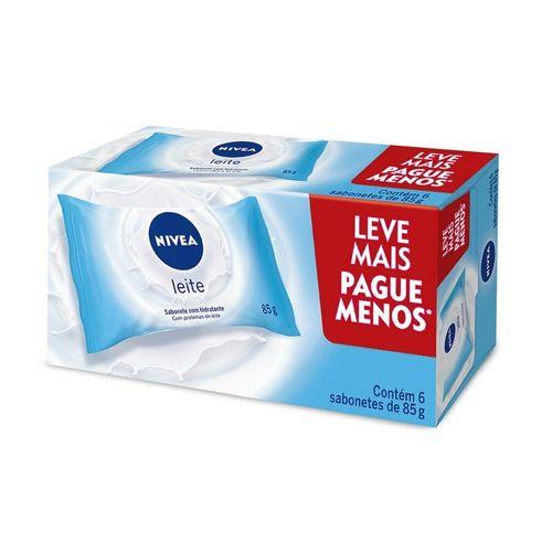 Kit-Sabonete-Proteinas-do-Leite-Nivea---Leve-6-Pague-5-fikbella