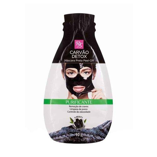 Mascara-Facial-Carvao-Detox-Purificante-RK-By-Kiss---10g-fikbella