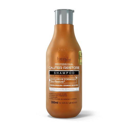 Shampoo-Cauter-Restore-Forever-Liss---300ml-fikbella