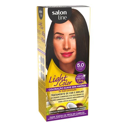 Kit-Tintura-Light-Color-Salon-Line-5.0-Castanho-Claro-fikbella-1-