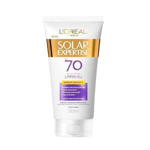 Protetor-Solar-LOreal-Expertise-Supreme-Protect-4-FPS70-120ml