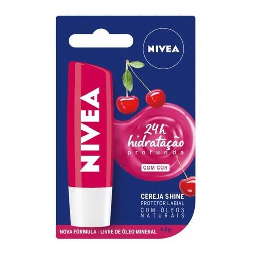 Protetor-Labial-Shine-Cereja-Nivea-fikbella