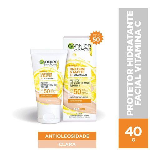 Protetor-Hidratante-Facial-Uniform-Matte-FPS-50-Clara-Garnier-fikbella